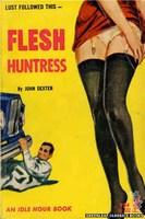 IH432 Flesh Huntress by John Dexter (1965)
