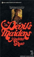 3056 The Devil's Maidens by Andrew Shaw (1973)