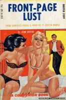 CB514 Front-Page Lust by John Dexter (1967)