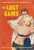 NB1601 The Lust Game by Clyde Allison (1962)
