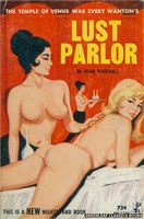 NB1740 Lust Parlor by Alan Marshall (1965)