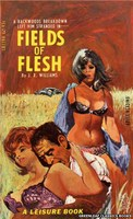 LB1194 Fields Of Flesh by J.X. Williams (1967)
