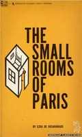 GC268 The Small Rooms of Paris by Ezra De Richarnaud (1967)
