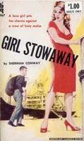 BTB 967 Girl Stowaway by Sherman Conway (1960)