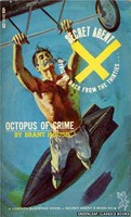 CR142 Octopus of Crime by Brant House (1966)