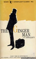 GC203 The Ginger Man by J.P. Donleavy (1966)