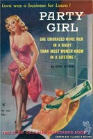 NB1509 Party Girl by Don Elliott (1960)