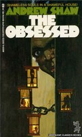 4009 The Obsessed by Andrew Shaw (1974)