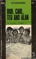 PR319 Bob, Carl, Ted and Alan by William J. Lambert, III (1971)
