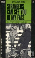 PR337 Strangers Can See You In My Face by Peter Tuesday Hughes (1971)