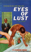 LB1193 Eyes Of Lust by Tony Calvano (1967)
