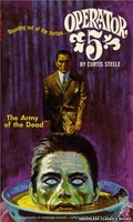 CR120 The Army of the Dead by Curtis Steele (1966)