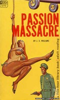 LL752 Passion Massacre by J.X. Williams (1968)