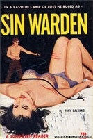 SR504 Sin Warden by Tony Calvano (1964)