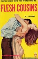 SR515 Flesh Cousins by J.X. Williams (1964)