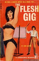 SR583 The Flesh Gig by John Dexter (1966)