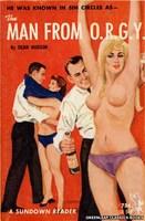 SR547 The Man From O.R.G.Y. by Dean Hudson (1965)