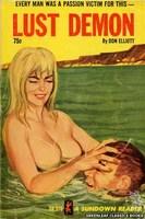 SR578 Lust Demon by Don Elliott (1966)