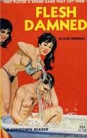 SR505 Flesh Damned by Alan Marshall (1964)
