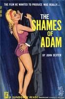 SR593 The Shames of Adam by John Dexter (1966)