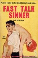 Fast Talk Sinner