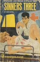 SR586 Sinners Three by John Dexter (1966)