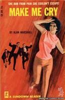 SR595 Make Me Cry by Alan Marshall (1966)