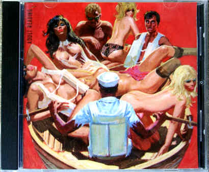 Satyr List CD 2005 - Front Cover